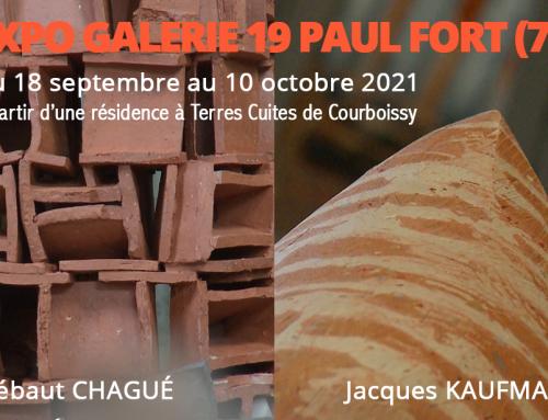Galerie 19 Paul Fort – 09/21